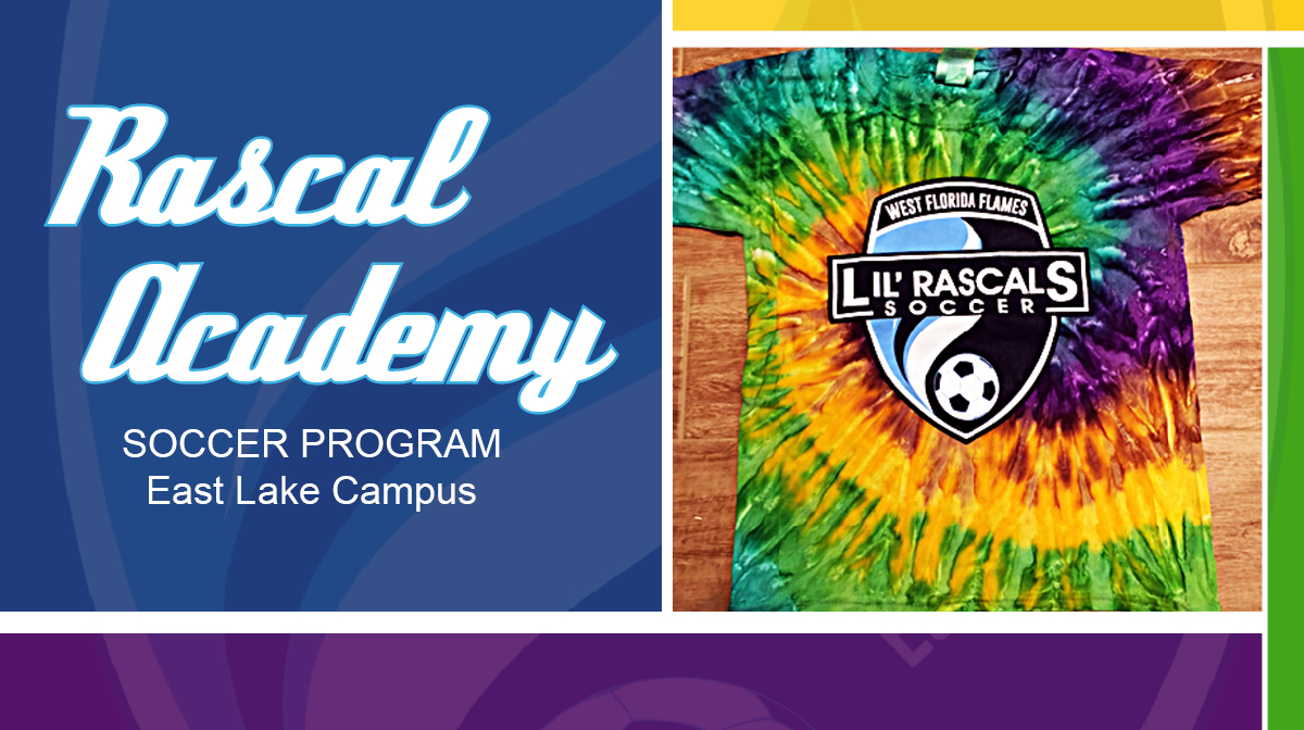 East Lake Campus presents Rascal Academy Soccer Program