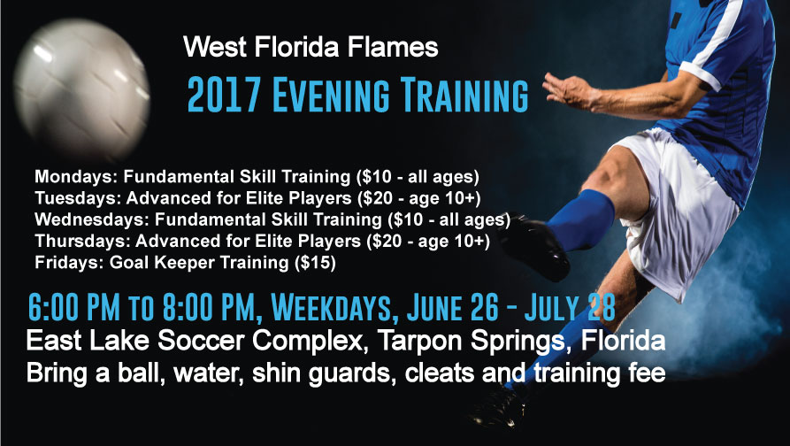 2017 Evening Training - East Lake Campus